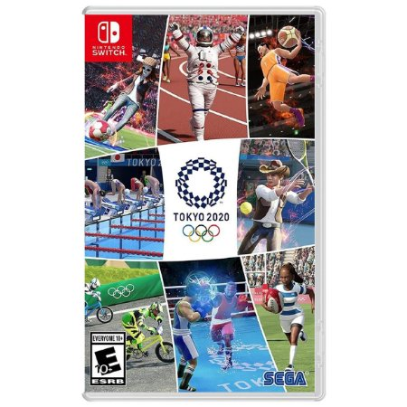 Tokyo 2020 Olympic Games - SWITCH [EUA]
