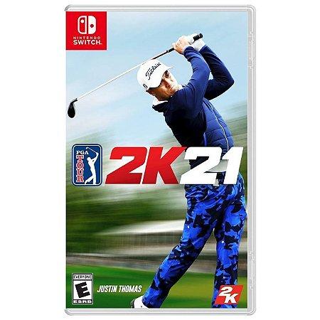 PGA Tour 2K21 - SWITCH [EUA]