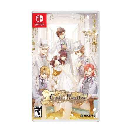 Code: Realize Future Blessings - SWITCH [EUA]