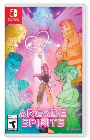 Arcade Spirits - SWITCH [EUA]