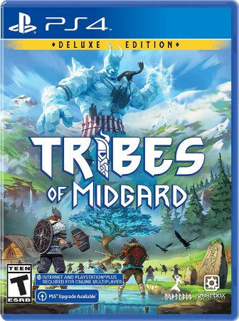 Tribes of Midgard Deluxe Edition - PS4