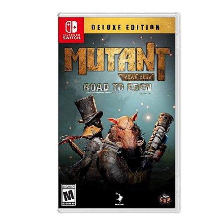 Mutant Year Zero Road to Eden Deluxe Edition - SWITCH [EUA]