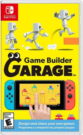 Game Builder Garage - SWITCH [EUA]