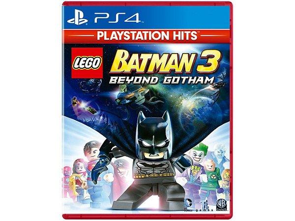 Lego Batman 3 Beyond Gotham (PlayStation Hits) - PS4