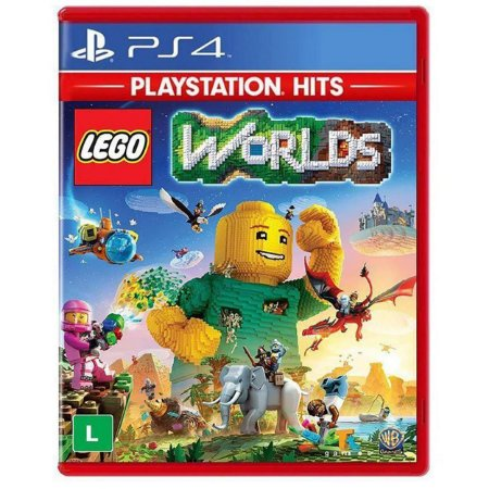 Lego Worlds (PlayStation Hits) - PS4