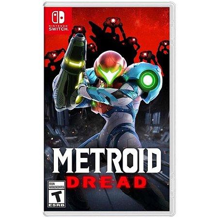 Metroid Dread - SWITCH [EUA]