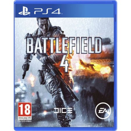 Battlefield 4 - PS4 - Novo