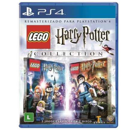 Lego Harry Potter Collection - PS4 - Novo