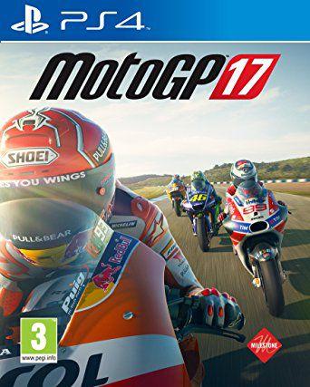 MotoGP 17 - PS4 - Novo