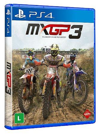 MXGP 3 - PS4 - Novo