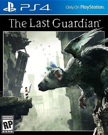 The Last Guardian - PS4 - Novo