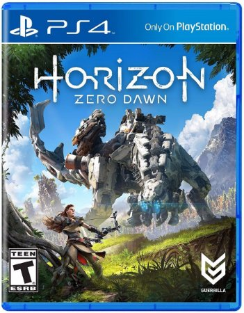 Horizon Zero Dawn - PS4 - Novo