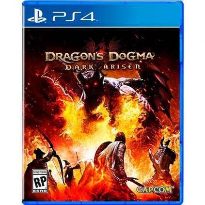 Dragon's Dogma Dark Arisen - PS4 - Novo