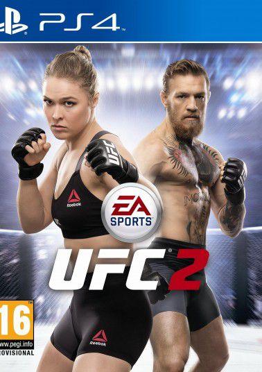 UFC 2 - PS4 - Usado
