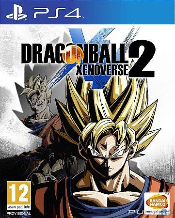 Dragon Ball Xenoverse 2 - PS4 - Novo