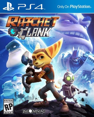 Ratchet e Clank - PS4 - Novo