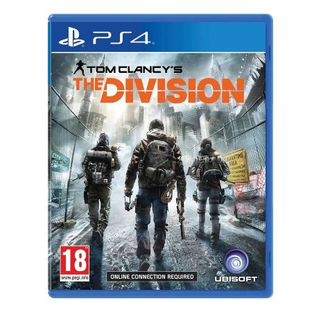 Tom Clancy's The Division - PS4 - Novo