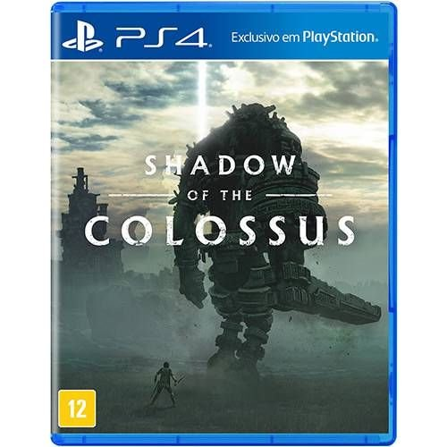 Shadow of the Colossus - PS4 - Novo