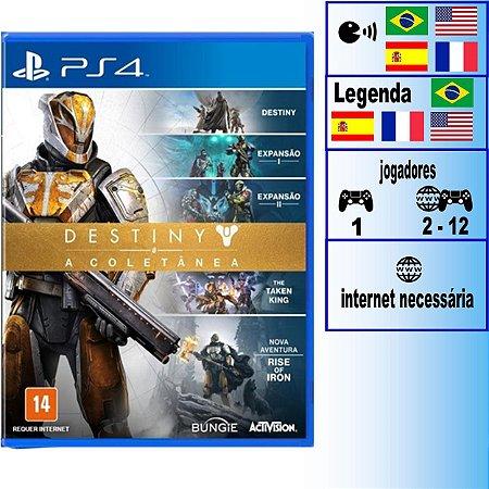 Destiny: A Coletânea - PS4 - Novo
