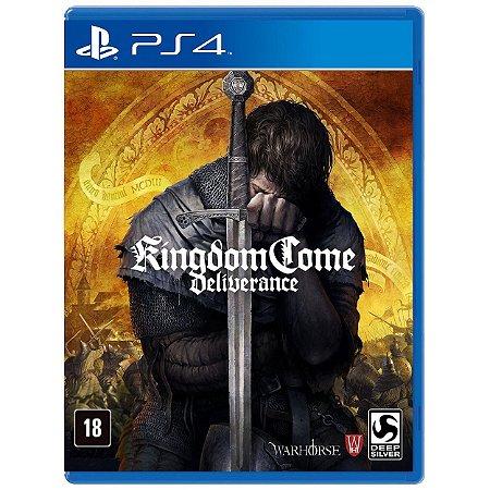 Kingdom Come Deliverance - PS4 - Novo