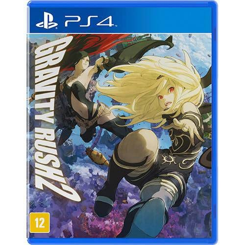 Gravity Rush 2 - PS4 - Usado