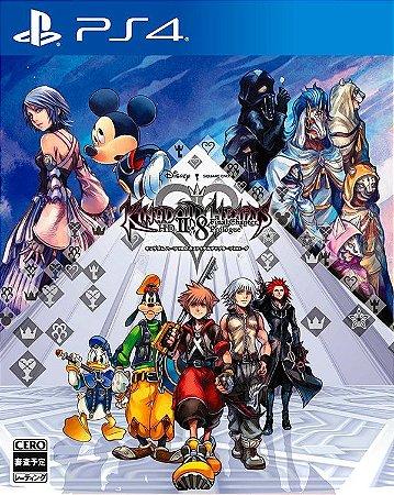 Kingdom Hearts 2.8 HD Final Chapter Prologue - PS4 - Novo
