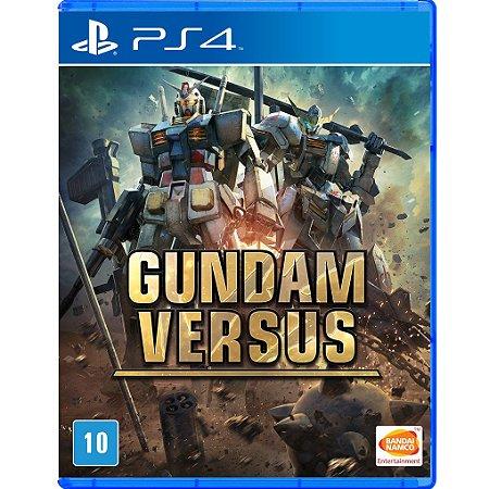 Gundam Versus - PS4 - Novo