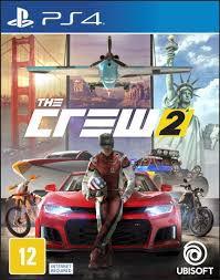 The Crew 2 - PS4 - Novo