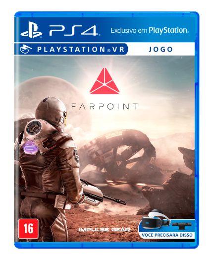 Farpoint - PS4 - Novo