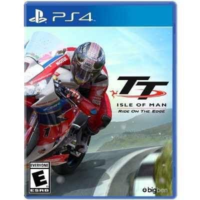 TT Isle of Man - PS4 - Novo