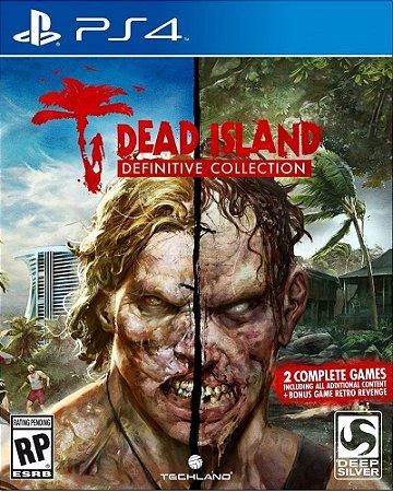 Dead Island Definitive Collection - PS4 - Novo