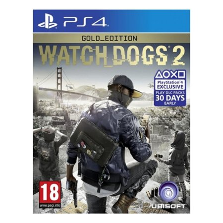 Watch Dogs 2 Gold Edition - PS4 - Novo