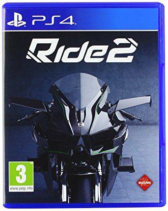 Ride 2 - PS4 - Novo