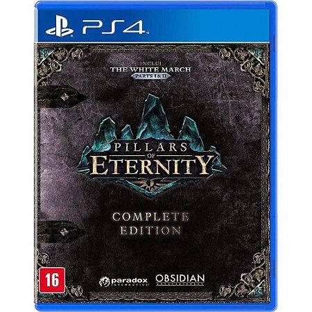 Pillars of Eternity Complete Edition - PS4 - Novo