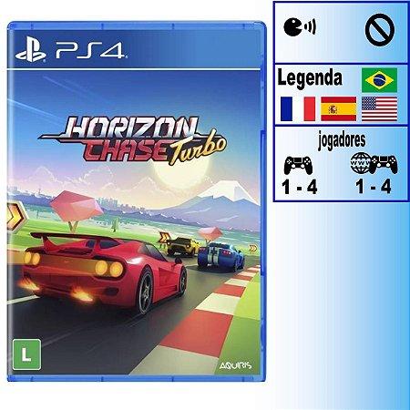 Horizon Chase Turbo - PS4 - Novo