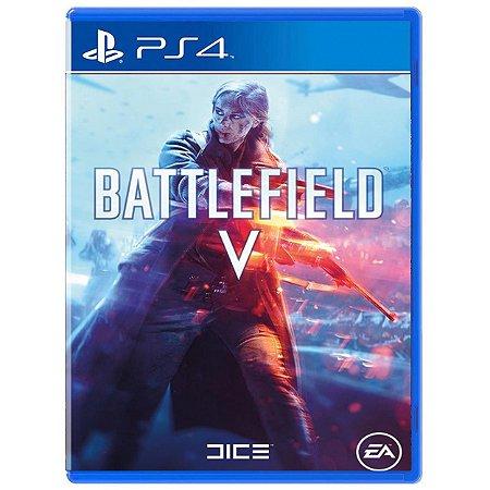 Battlefield V - PS4 - Novo