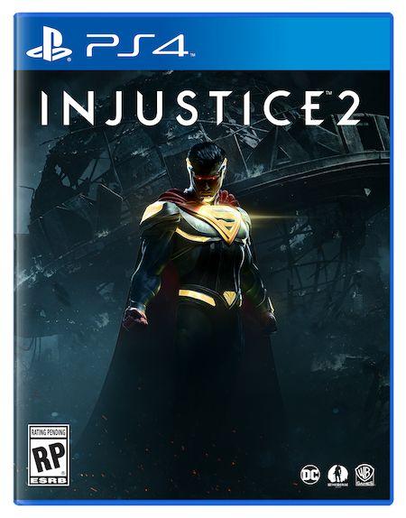 Injustice 2 - PS4 - Novo