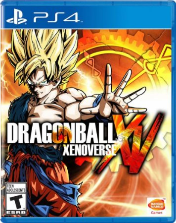 Dragon Ball Xenoverse - PS4 - Novo