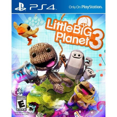 Little Big Pla1et 3 - PS4 - Novo