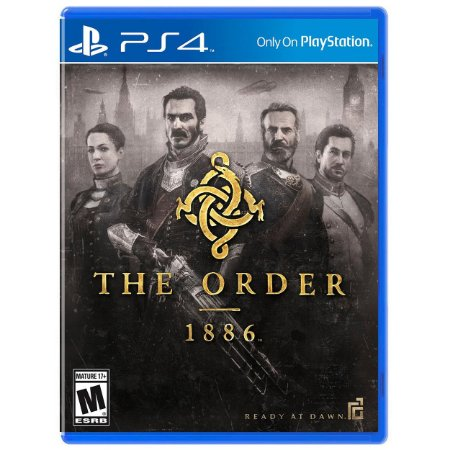 The Order 1886 - PS4 - Novo