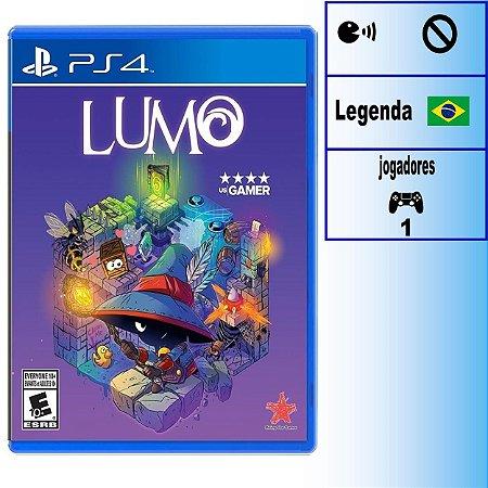 Lumo - PS4 - Novo