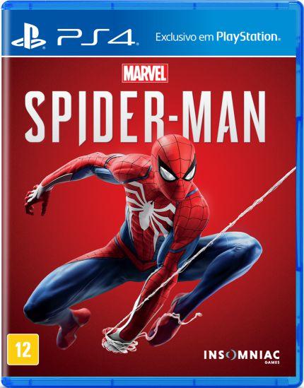Marvel's Spider-Man - PS4 - Usado
