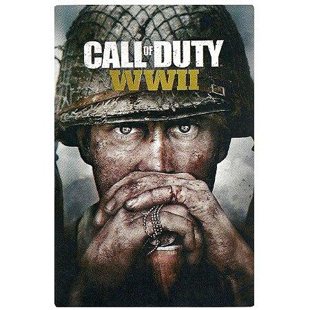 Adesivo Call of Duty World War II