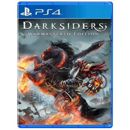 Darksiders Warmastered Edition - PS4 - Novo