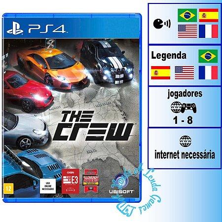 The Crew - PS4 - Novo