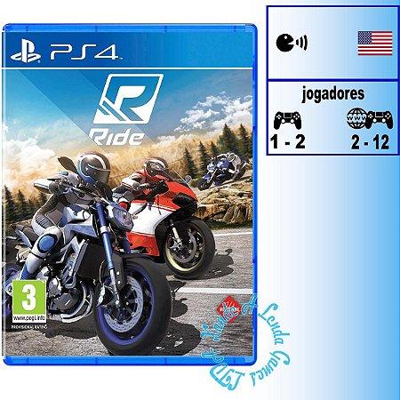 Ride - PS4 - Novo