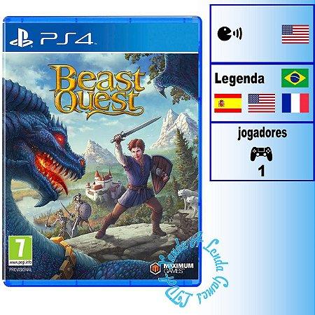 Beast Quest - PS4 - Novo
