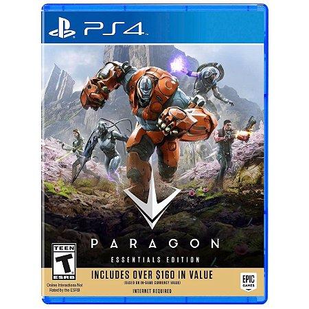 Paragon Essential Edition - PS4 - Novo