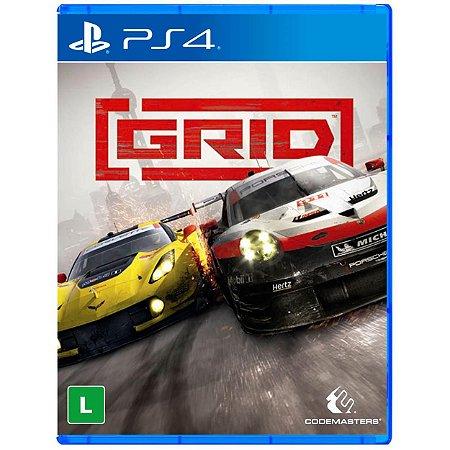 Grid - PS4 - Novo