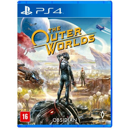 The Outer Worlds- PS4 - Novo
